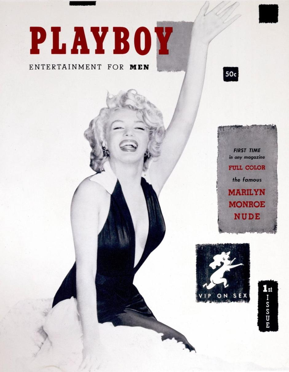 Prvo izdanje Playboya s Marilyn Monroe | Author: Instagram