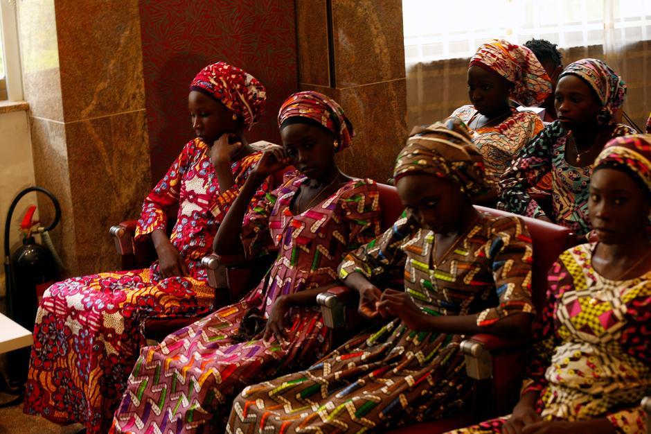 Djevojke koje je Boko Haram oteo, pa su ili pobjegle ili oslobođene | Author: AFOLABI SOTUNDE/REUTERS/PIXSELL