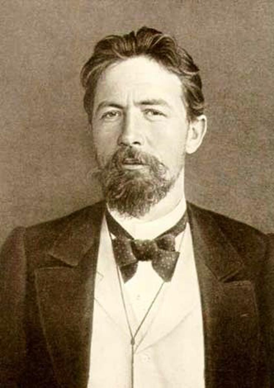 Anton Pavlovič Čehov | Author: Wikipedia