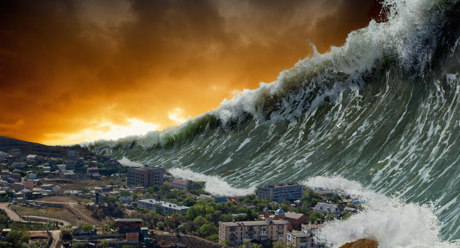 Tsunami | Author: Getty images
