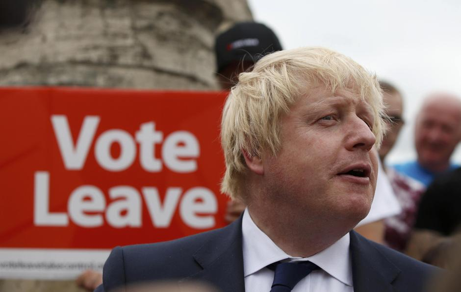 Boris Johnson | Author: Reuters/Pixsell