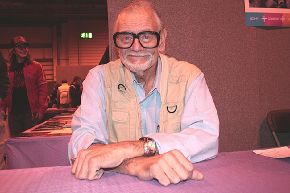 George Romero | Author: Wikipedia