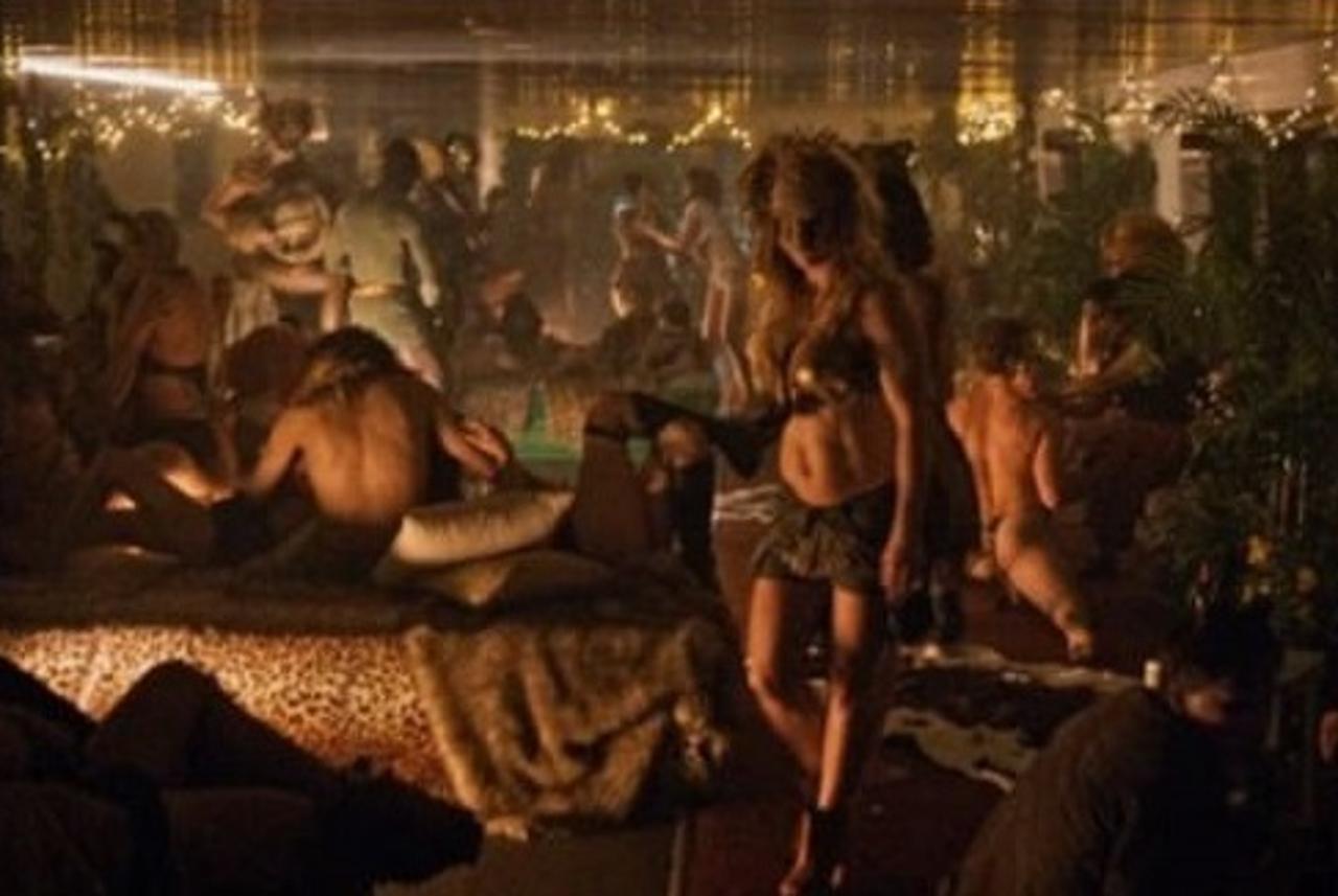 Seks orgija porno