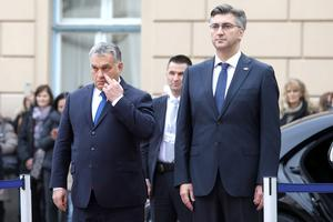 Orban i Plenković