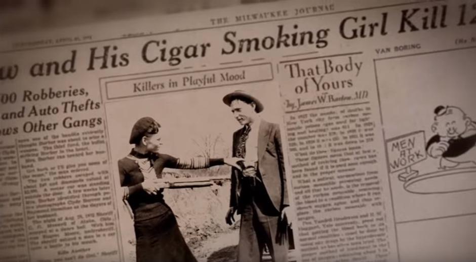 Bonnie i Clyde | Author: Screenshot/Youtube