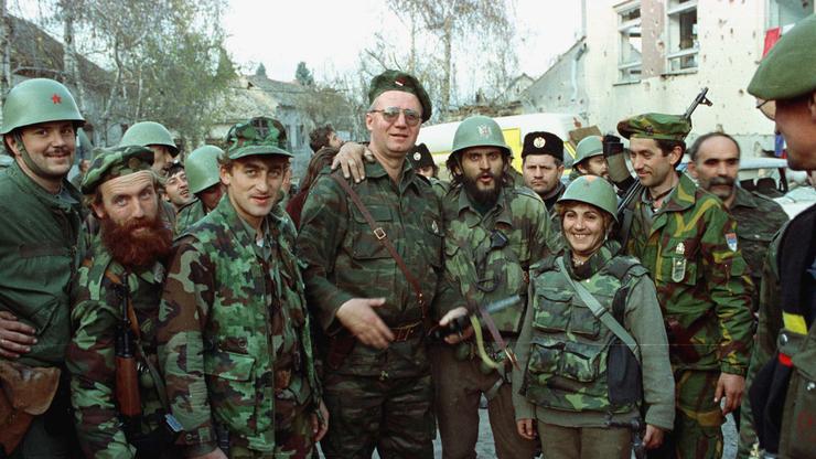Image result for četnici domovinski rat