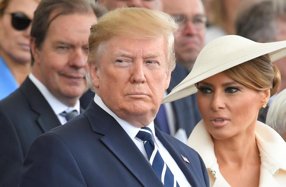 Donald i Melania Trump | Author: Toby Melville/REUTERS/PIXSELL