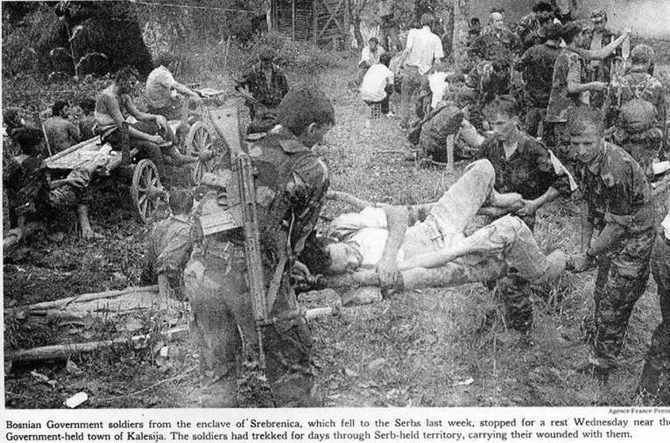 Genocid u Srebrenici | Author: Flickr