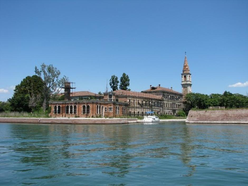 Otok Poveglia kraj Venecije | Author: Pinterest