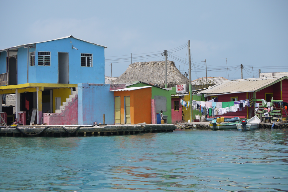 Otok Santa Cruz del Islote   Author: Wikimedia Commons