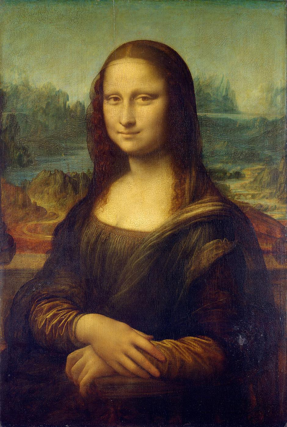 Mona Lisa | Author: Wikipedia