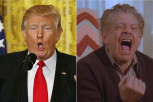 Donald Trump i Frank Costanza