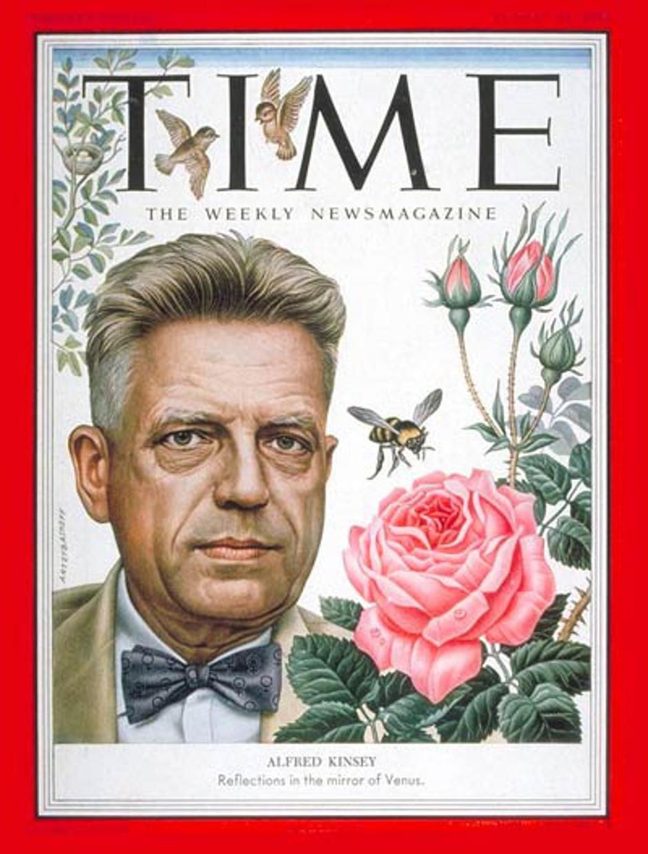 Alfred Kinsey | Author: Wikipedia Commons