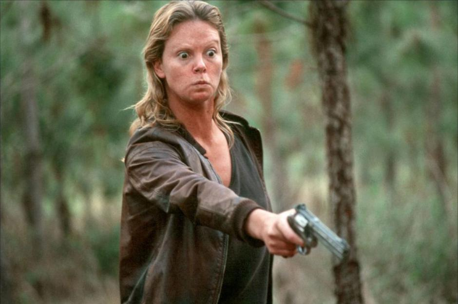 Charlize Theron/Aileen Wuornos | Author: The Mirisch Company/United Artists