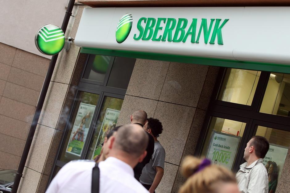 Poslovnica Sberbanka   Author: Grgur Žućko/PIXSELL