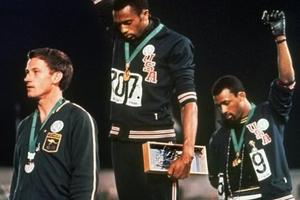 Peter Norman, John Carlos i Tommie Smith
