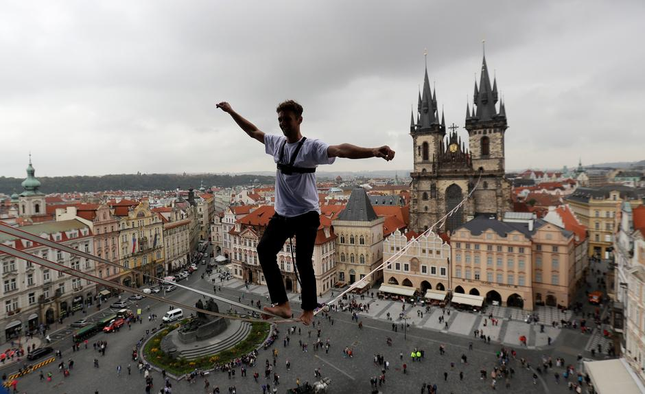 Prag | Author: David W. Cerny/Reuters