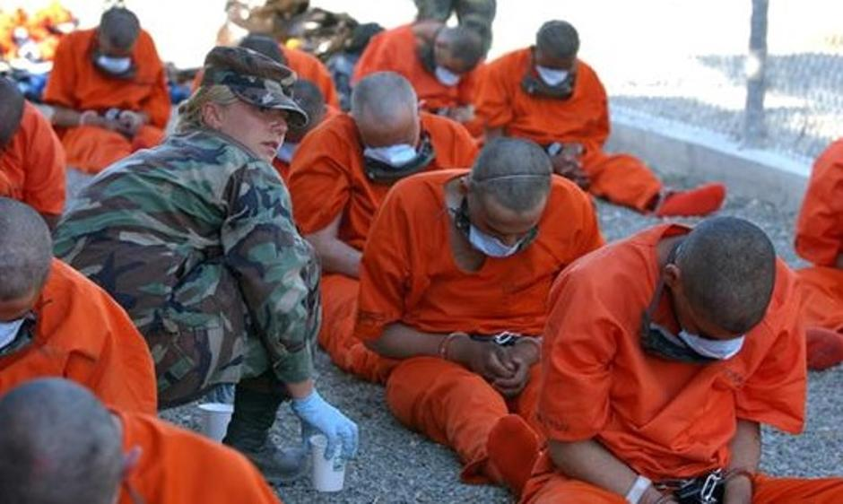 Zatvor Guantanamo | Author: Amnesty International