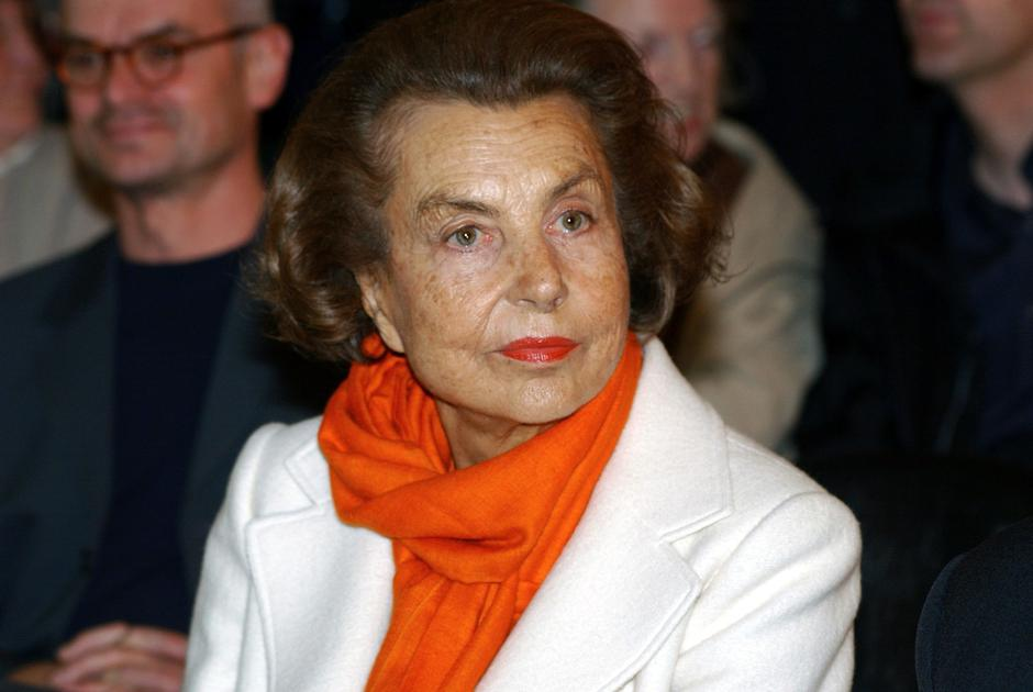 Liliane Bettencourt | Author: DPA/PIXSELL
