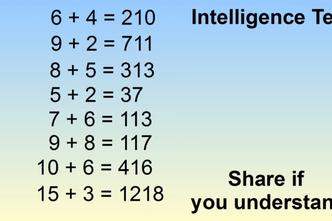 Test inteligencije