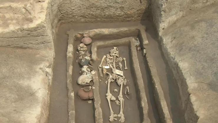 U Kini pronašli 5000 godina stare kosture divova!? | Express hr