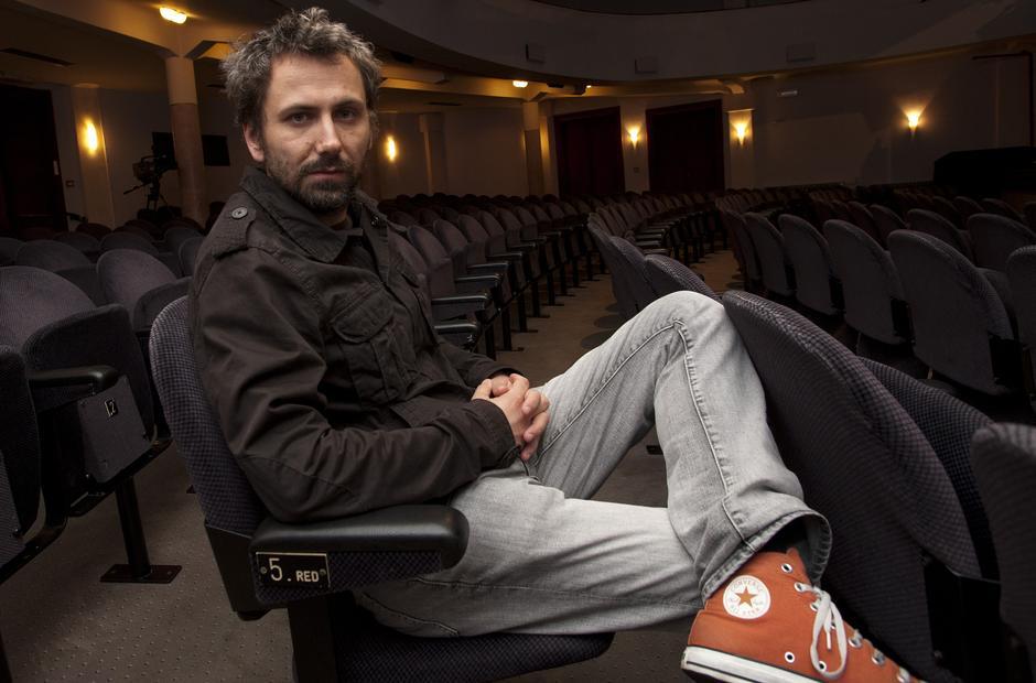 Oliver Frljić | Author: Daniel Kasap (PIXSELL)