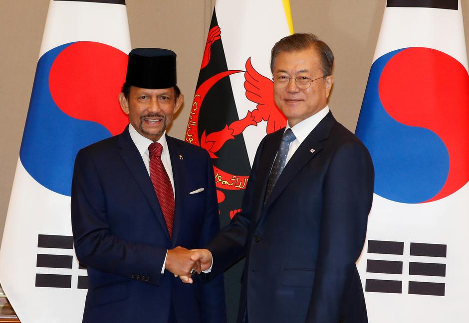Hassanal Bolkiah | Author: REUTERS