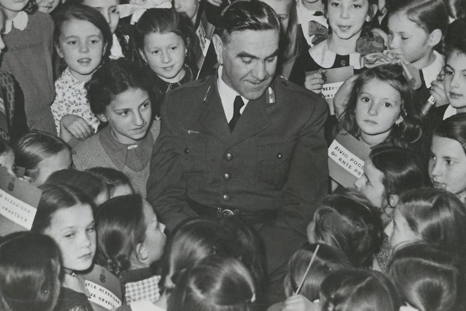Ante Pavelić   Author: Screenshot Youtube