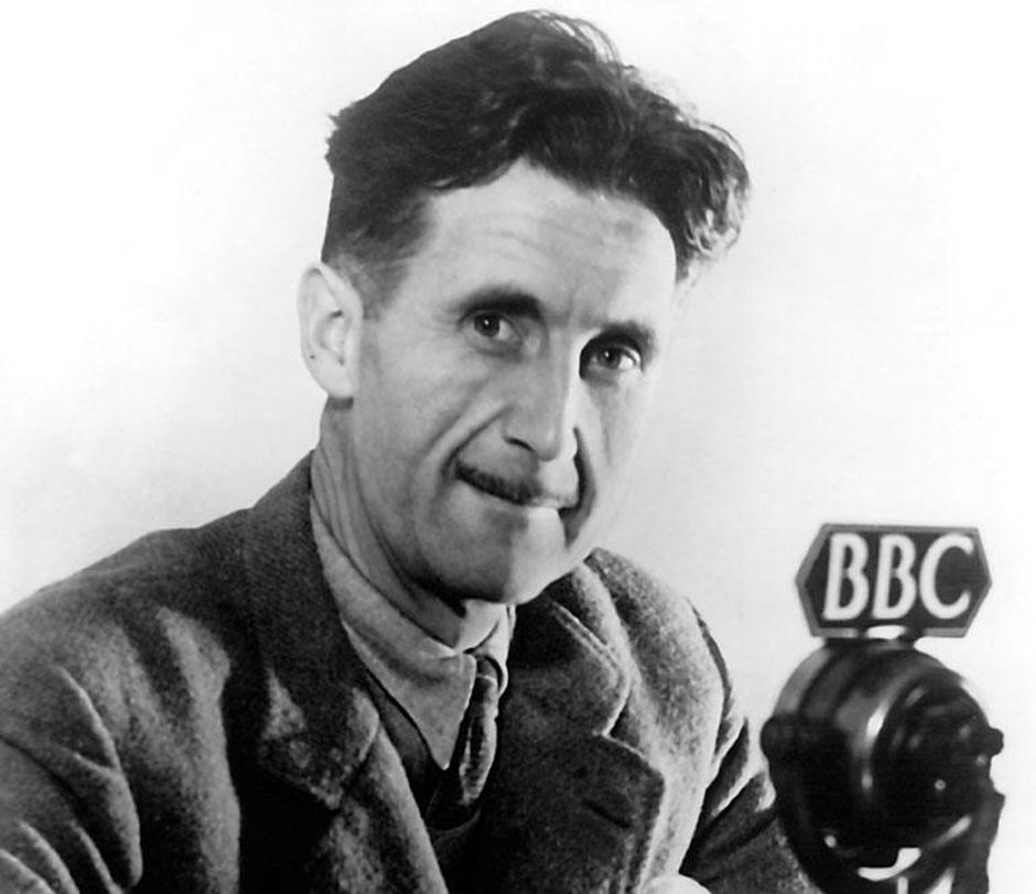 George Orwell | Author: Wikipedia