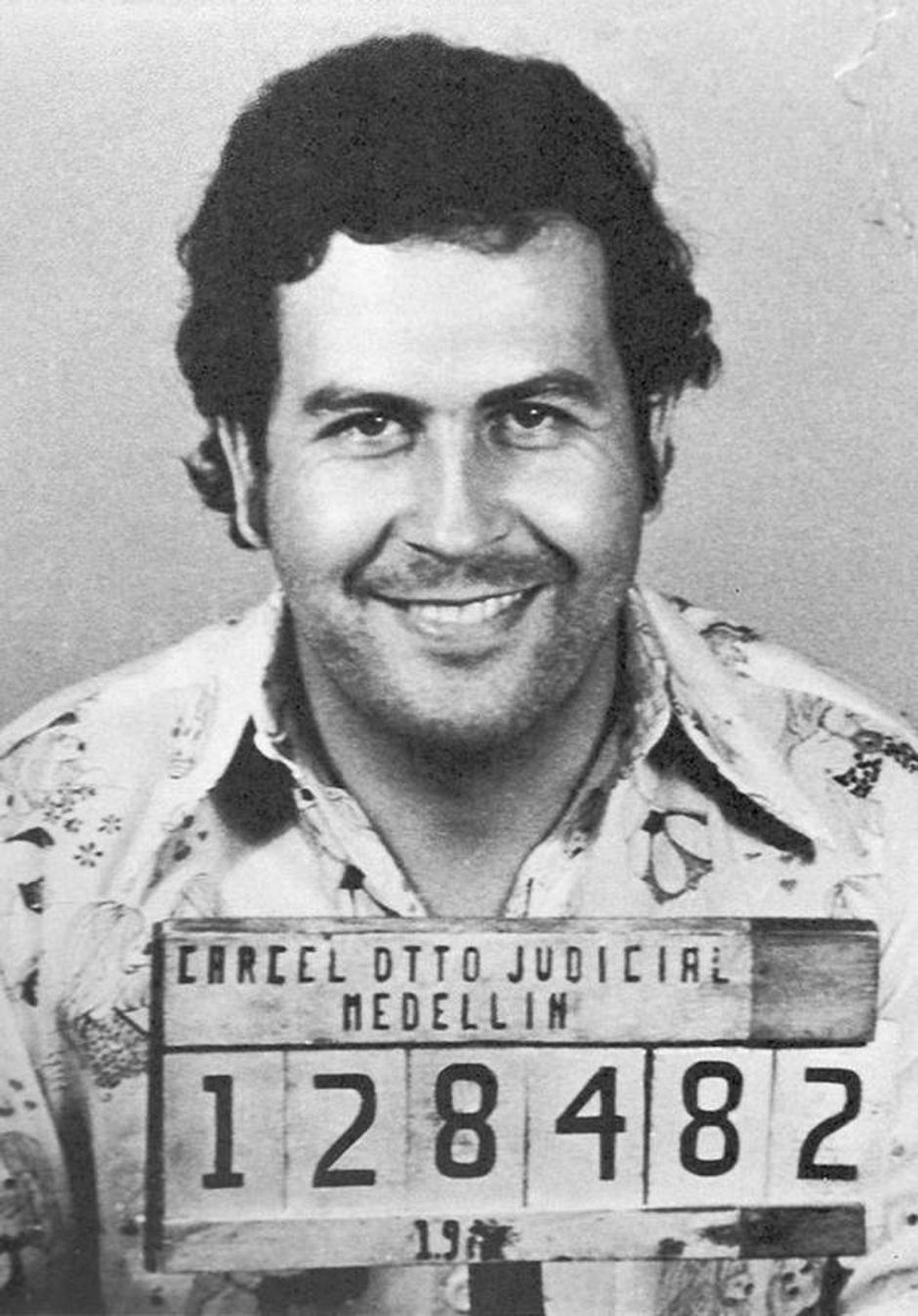 Pablo Escobar | Author: wikipedia