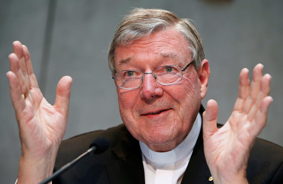 George Pell | Author: REUTERS