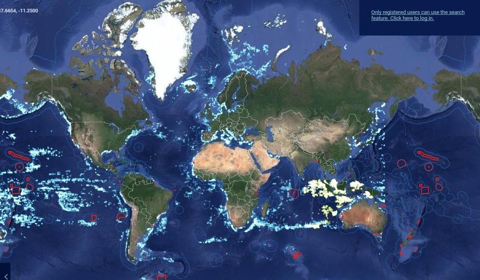 Intenzivno ribarstvo po svjetskim morima | Author: http://globalfishingwatch.org