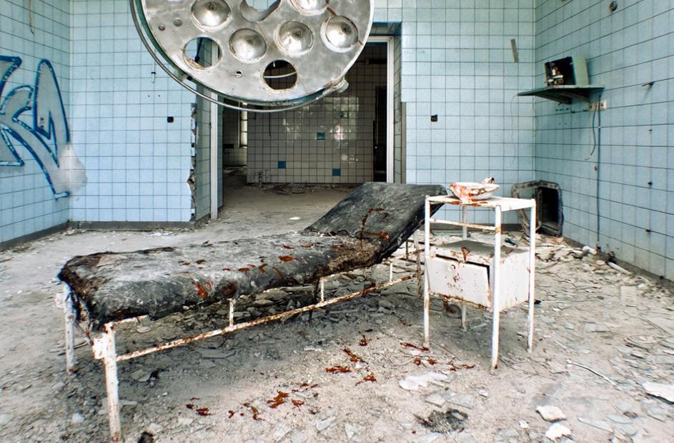Bolnica Beelitz-Heilstätten