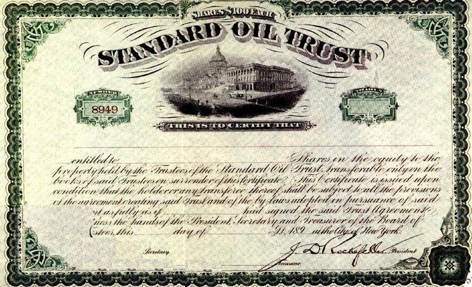 Standard Oil | Author: Wikipedia