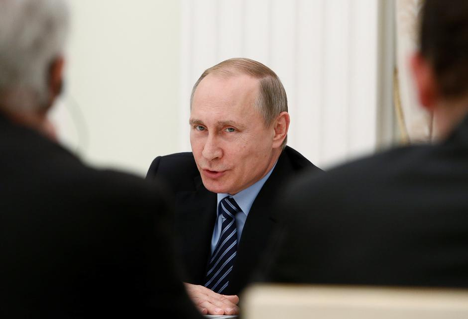Vladimir Putin | Author: REUTERS