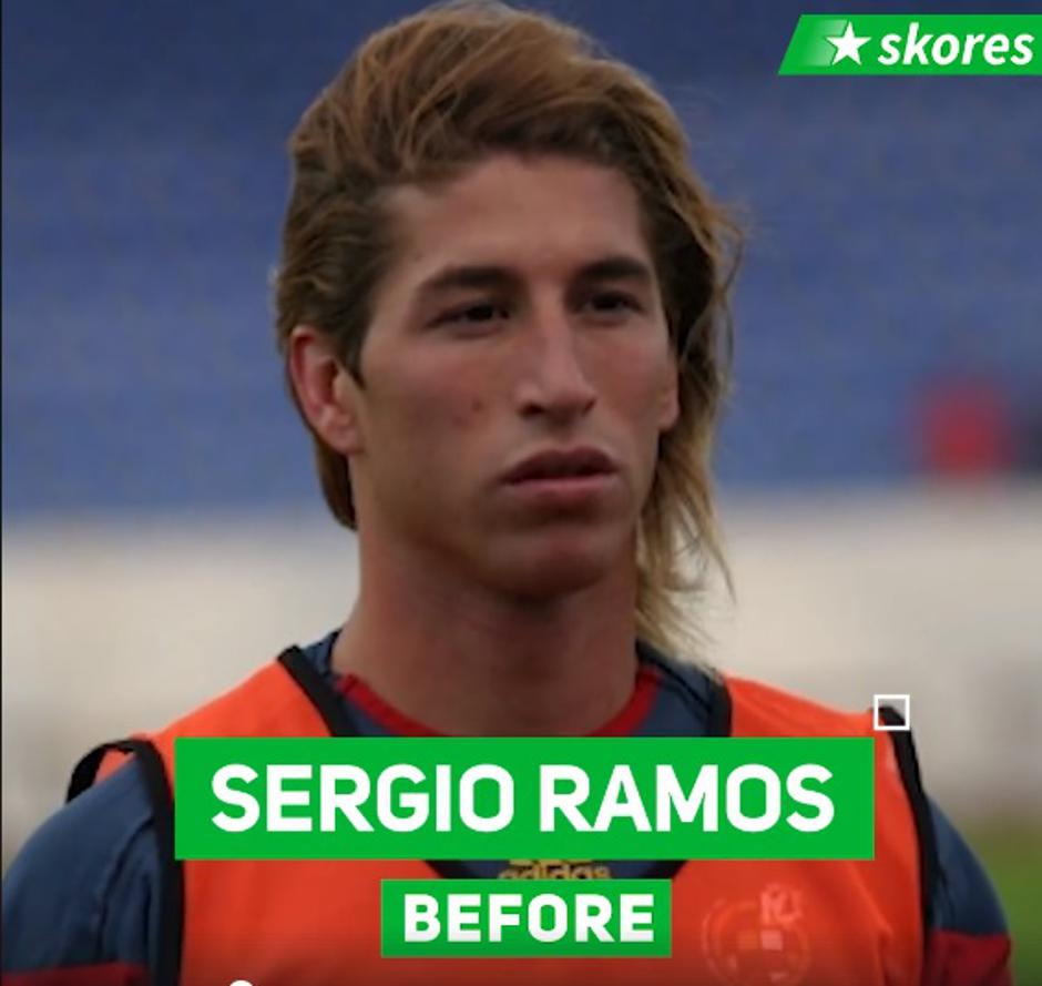 Sergio Ramos | Author: Screenshot/Facebook