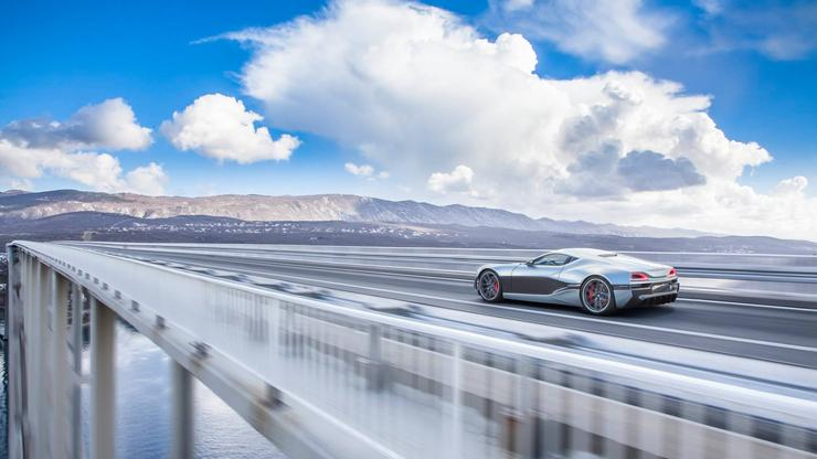 Conept One by Rimac Automobili