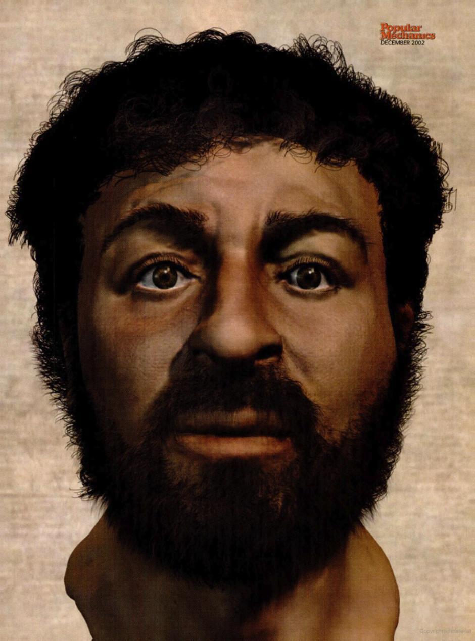Prikaz stvarnog izgleda Isusa Krista | Author: Screenshot