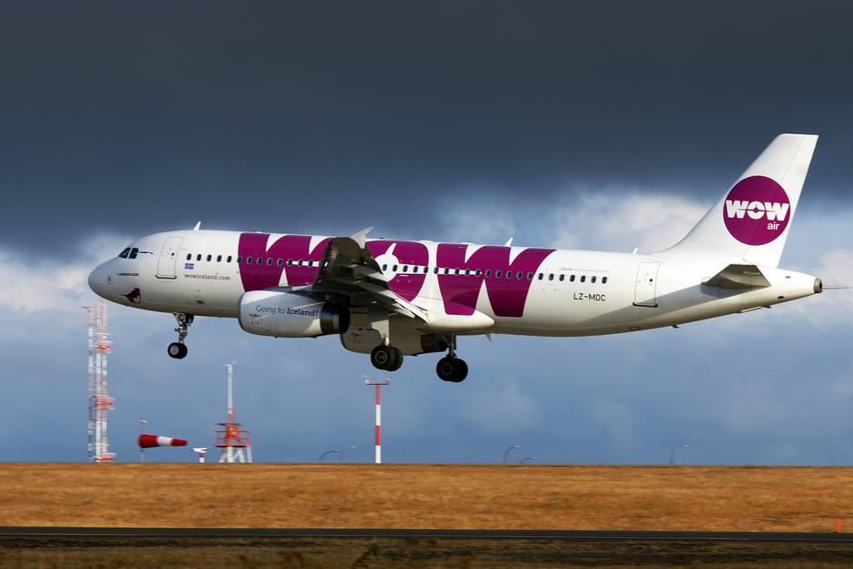 Wow Airlines | Author: © Milan Nykodym, Czech Republic/ CC BY-SA 2.0