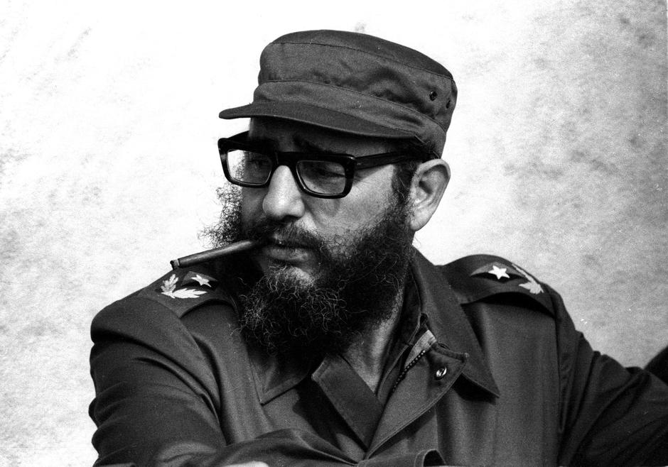 Fidel Castro | Author: REUTERS