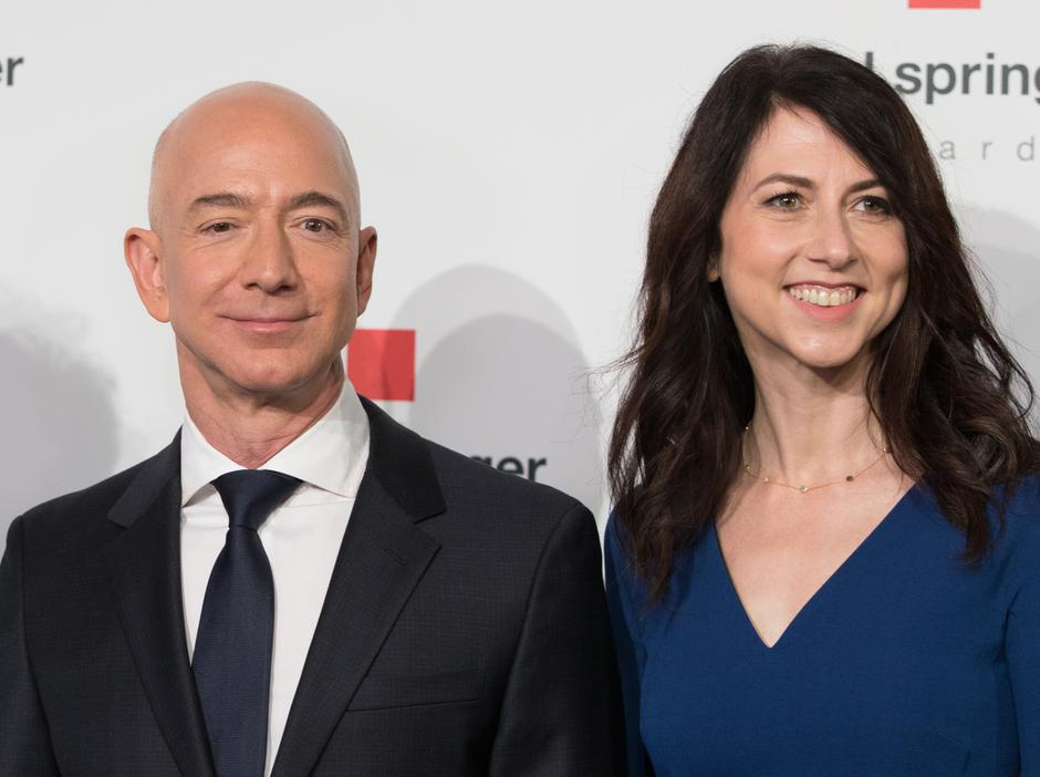 Jeff Bezos | Author: DPA/PIXSELL