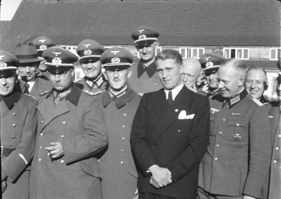 Wernher von Braun s nacistima | Author: Wikipedia