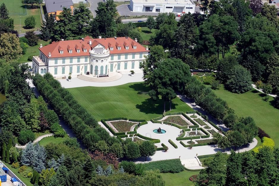 Dvorac Leitner u Jalkovcu | Author: Marko Jurinec (PIXSELL)