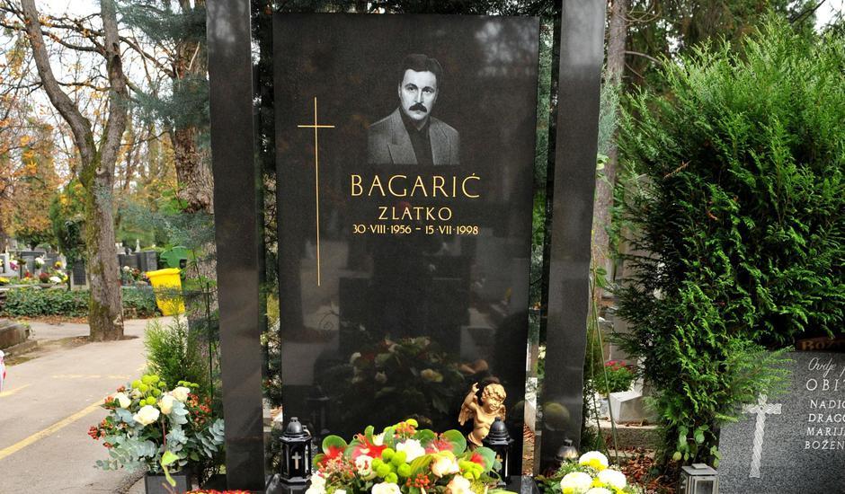 Grob Zlatka Bagarića | Author: Marko Lukunić/PIXSELL