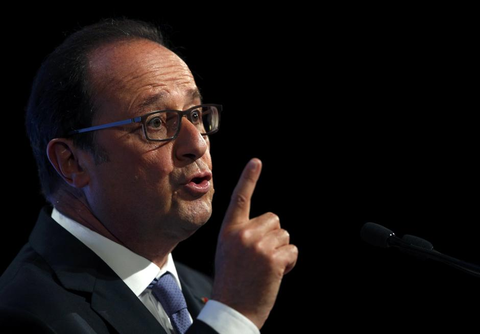Francois Hollande | Author: pool/REUTERS/PIXSELL
