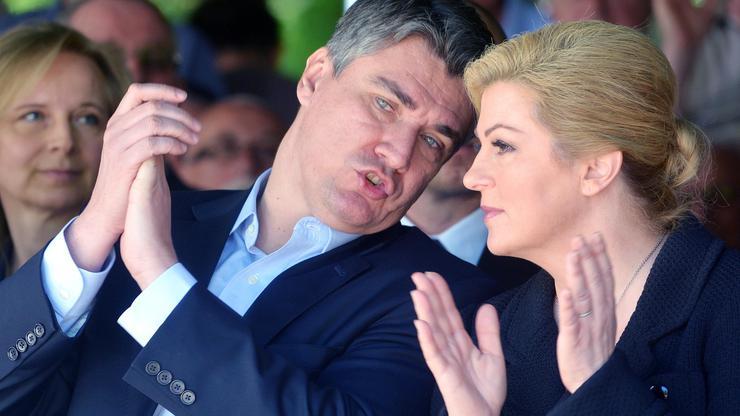 Image result for kolinda milanović