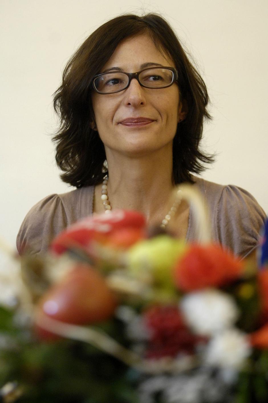 Florence Hartmann | Author: Davor Javorović/ PIXSELL