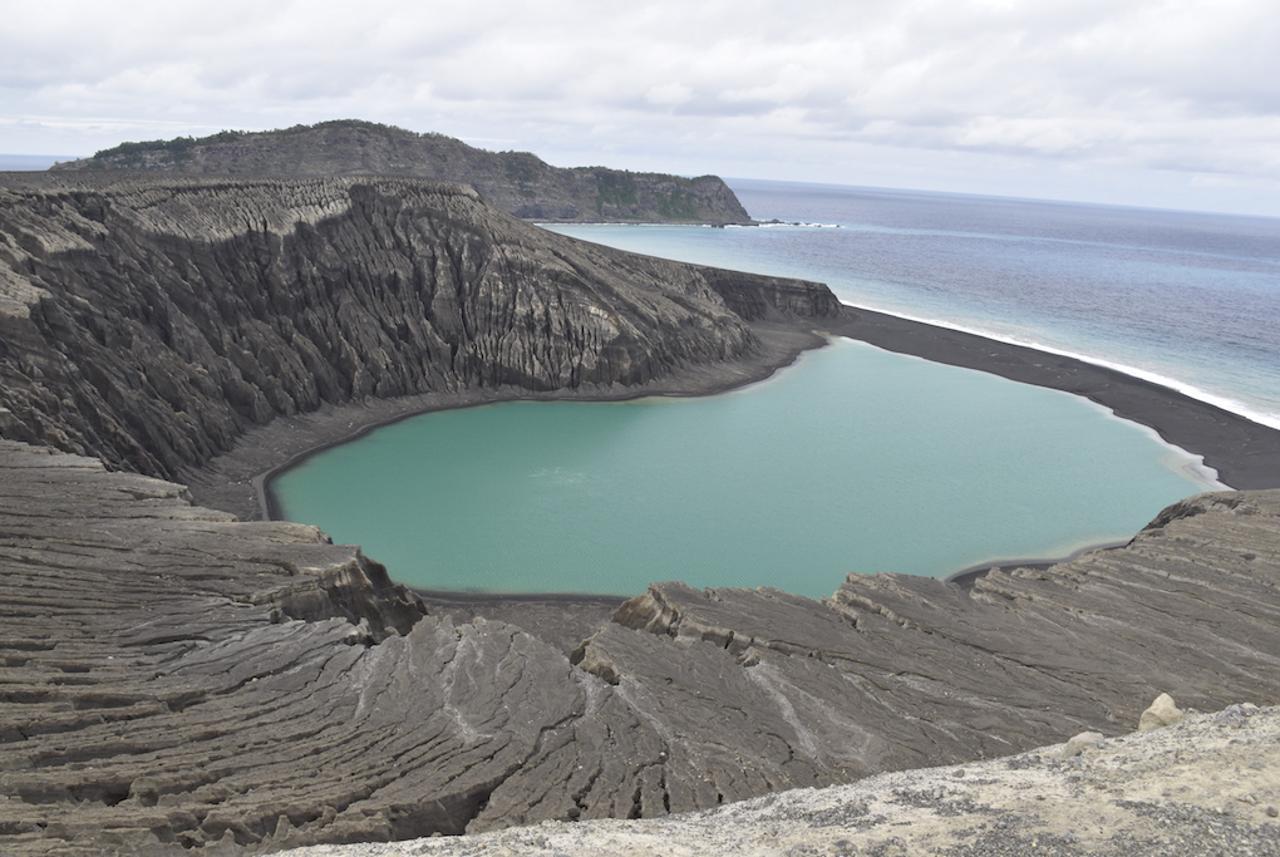 VIDEO: Najmlađi otok na svijetu nastao je 'preko noći'