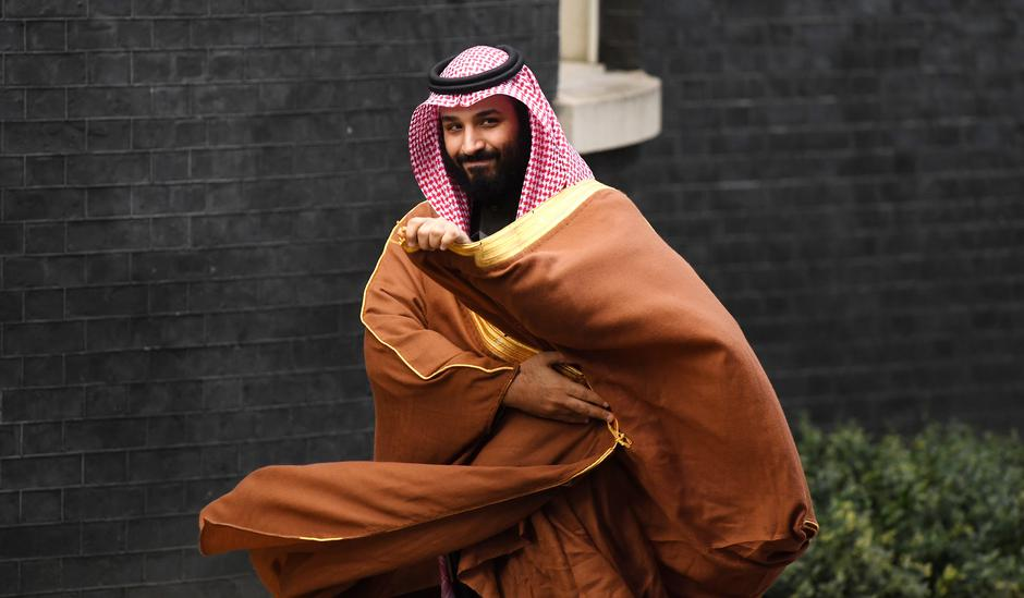 Mohammad bin Salman | Author: Press Association/PIXSELL