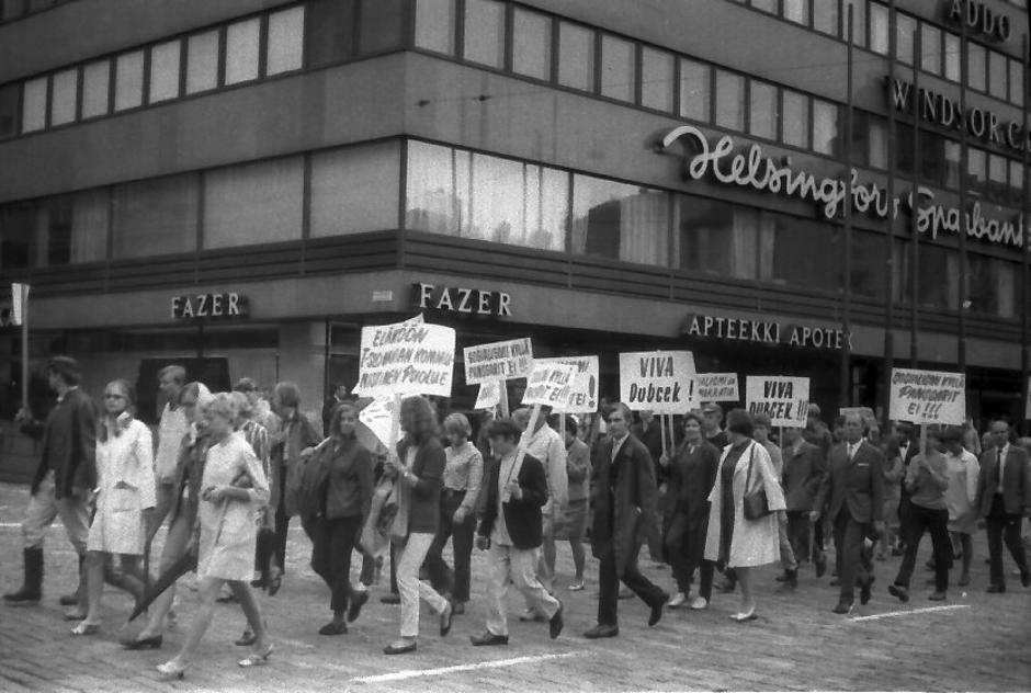 Protesti u svijetu 1968. | Author: Wikimedia Commons